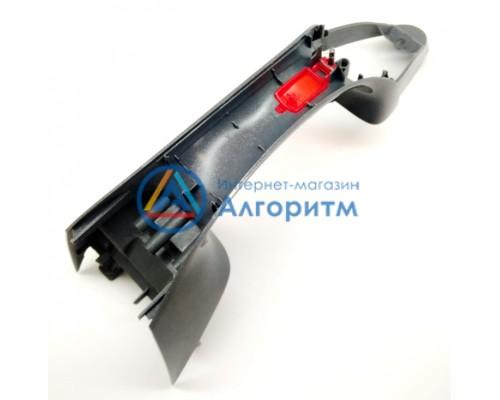 00657710 Bosch (Бош) нижняя часть ручки с кнопкой для утюга TDS1217 серая