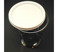 00657243 Bosch (Бош) мерный стакан на 600 мл с КРЫШКОЙ для блендера MFQ36480, MFQ4080, MSM64120, MSM64155RU, MSM66020, MSM66050RU, MSM66120, MSM66150RU, MSM66155, MSM67SPORT, MSM7500, MSM7501, MSM7502, MSM7700
