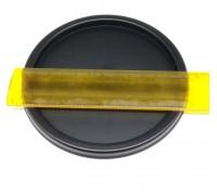 00630718 Bosch (Бош) крышка на стакан измельчителя черного цвета для MFQ36GOLD, MQ67170, MS61B6170, MS62B6190, MS62M6110, MS64M6170, MS6CB61V5, MS6CM4150, MS6CM4160, MS6CM6120, MS6CM6155 и других