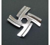 Endever (Эндевер) Sigma 51 нож мясорубки с шестигранным посадочным местом