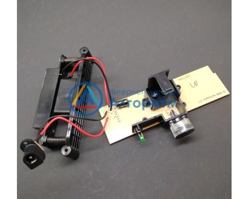 Polaris (Поларис) PVCR 0325d плата зарядной базы робота-пылесоса