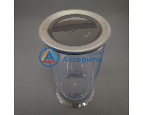 Polaris (Поларис) PHB 1321L мерный стакан блендера на 1000 мл с крышкой