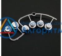 PCSH0420 RCD Polaris (Поларис) кнопки переключения режимов обогревателя воздуха