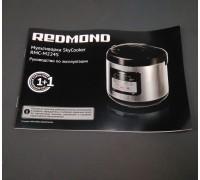RMC-M224S SkyCooker Redmond (Редмонд) руководство по эксплуатации мультиварки