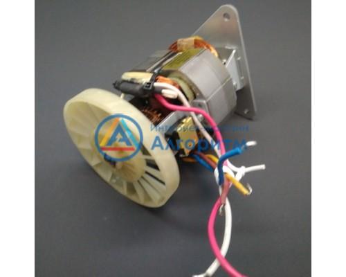 SS-989677 (2) Tefal (Тефаль) мотор (электродвигатель) соковыжималок 500 Ватт ZE400113/5D0, ZE400170/5D0, ZE400180/BV0, ZE700188/5D0, ZE700188/BV0, ZE400113/BV0, ZE700113/5D0  и других.