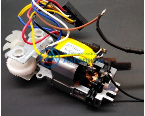 Vitek (Витек) VT-1401 мотор миксера в сборе с редуктором и переключателями режимов