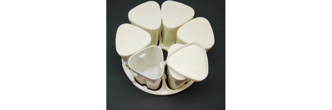 Баночки для йогуртницы.