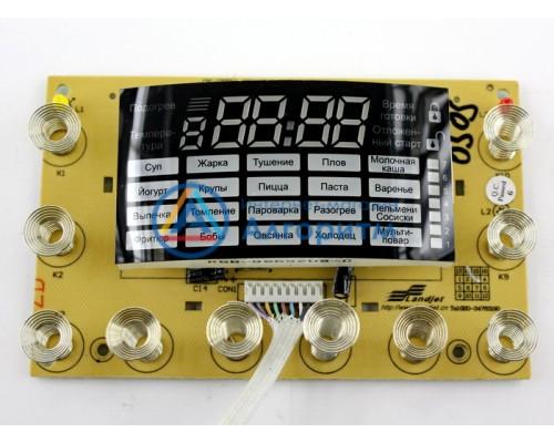 Polaris (Поларис) PPC0505AD плата управления мультиварки-скороварки