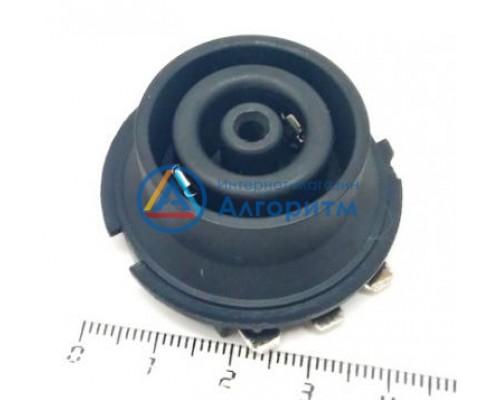 Коннектор (нижняя контактная группа) подставки KSD-169D2 чайника вариант 2