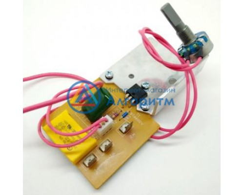 Vitek (Витек) VT-1837 плата питания пылесоса с регулятором