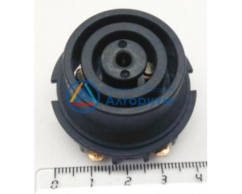 Коннектор (нижняя контактная группа) подставки SLD-121 чайника вариант 1