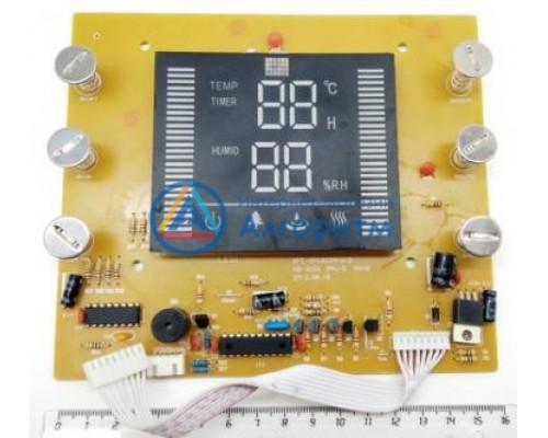 Vitek (Витек) VT-1766 плата управления увлажнителя воздуха 8-pin