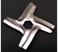 MS-0926063 Moulinex ( Мулинекс) (аналог) нож мясорубки ME205/208/209/211/400/403/405/406/605 и других