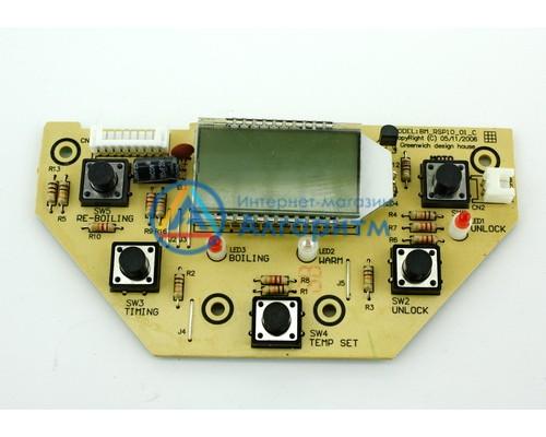 Redmond RTP-M801 плата управления