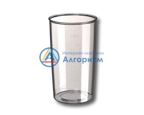 67050132  Braun (Браун) мерный стакан (универсальный) для миксеров Multiquick 5, Multiquick System