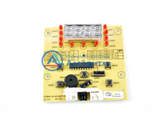 Redmond (Редмонд) RMC-M4505/M4503 плата управления мультиварки вариант 2