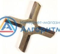 MS-4775250 Moulinex (Мулинекс)  (оригинал) нож мясорубки шестигранник  HV3 (Type: A14, A15) (Мясорубки выпуска до 01.01.2000 года)